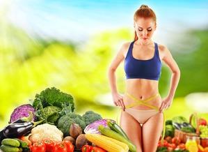 Выбор продуктов питания для похудения