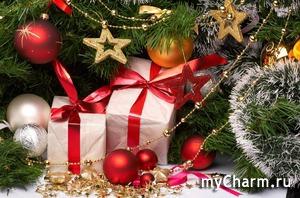 Столько много подарков на Новый Год я еще не получала!