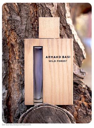 Armand Basi Wild Forest... соблазн в самом сердце дерева