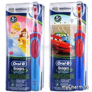 Выбираем электрическую зубную щетку для детей
