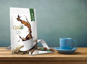 QNET представил новый продукт - зеленый кофе Qafe!