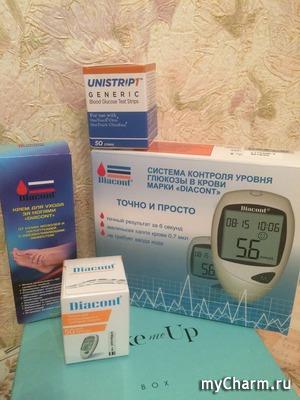 С Diacont болезнь сахарного диабета всегда будет под контролем