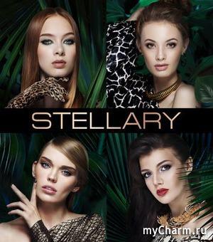 Коллекция Wild Beauty от STELLARY: в основе - 4 потрясающих дерзких туши!