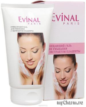 Evinal / Гель для умывания Cleansing wash gel with placenta extract