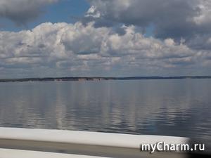 Флешмоб ФотоЧарм Водоемы. Горьковское море.