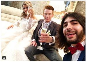 Роскошная свадьба внука Пугачевой Никиты Преснякова