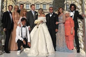 Детали и фото со свадьбы внука Пугачевой