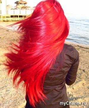 Ох, девушка в красном...