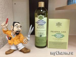 Green Pharma: я рада знакомству!