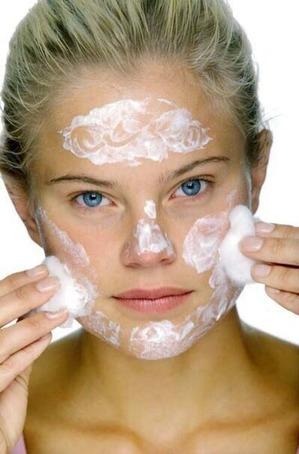 Рецепт маски для лица.