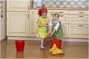 Мамин помощник: чем заняться ребёнку дома