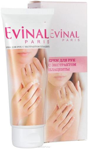 Evinal / Крем для рук с экстрактом плаценты