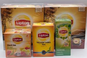 Мой чайный приз за победу в конкурсе с Липтон!