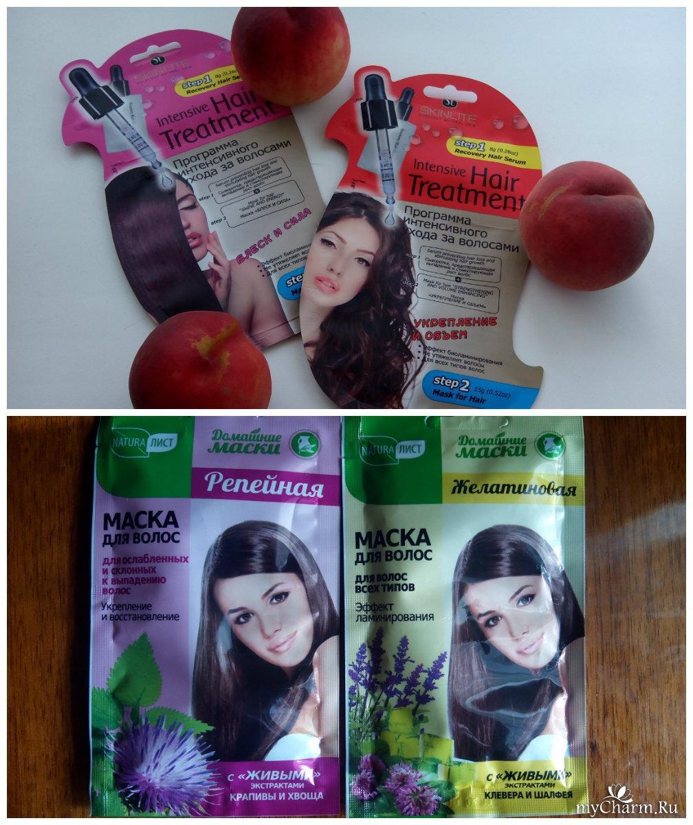 маски для волос которые путаются