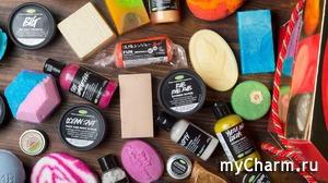 Уход за телом -1: трио продуктов от Lush