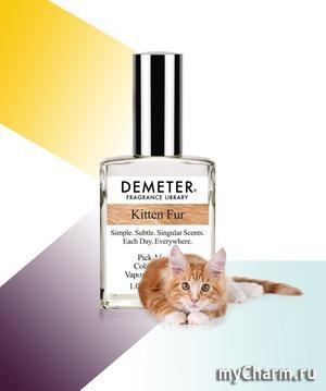 Demeter выпустил необычный парфюм