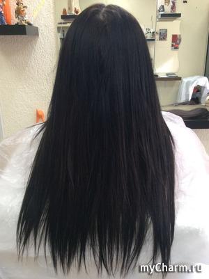 Длинные волосы с богатой историей...
