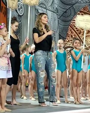 Алина Кабаева носит джинсы за 280 000 рублей