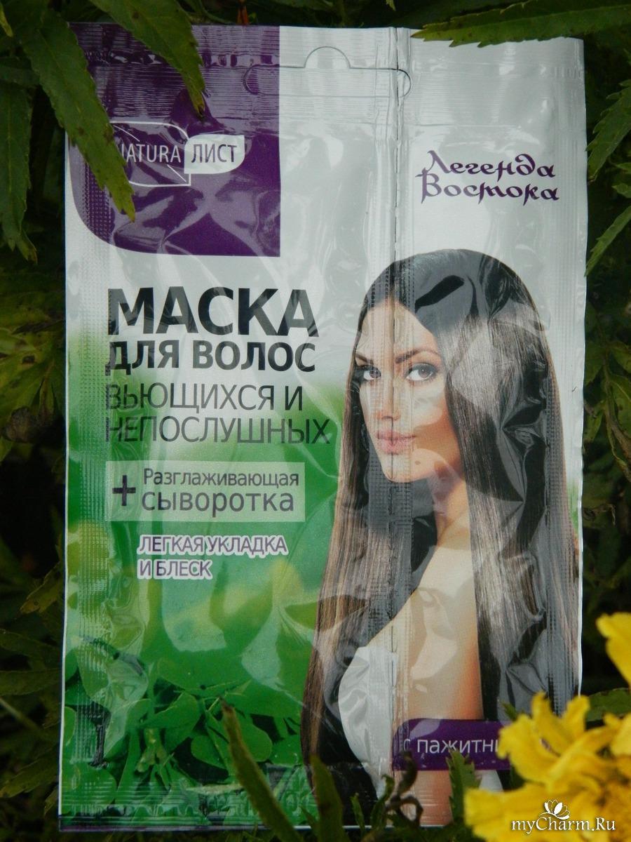 Хорошие маски для вьющихся волос