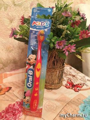 Oral-B радует детей