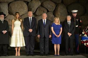 Платья Мелании Трамп с поездки в Израиль