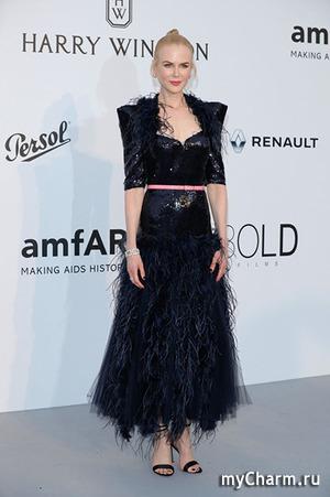 Николь Кидман на amfAR Gala Cannes