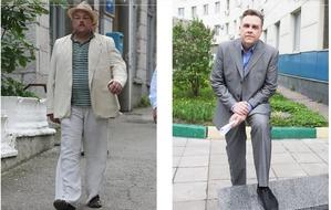 Российский актер сбросил 35 кг, отказавшись от 4 продуктов