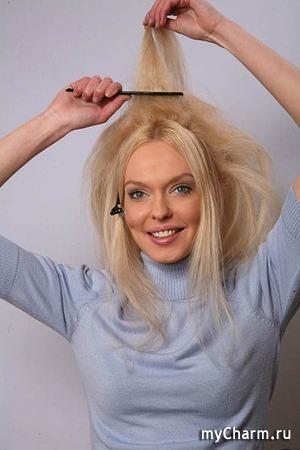 Окрашивание Шатуш на короткие волосы