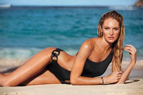 самые красивые девушки в мире в купальниках