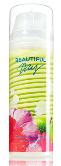 Bath & Body Works is a new range of funds Beautiful Day!