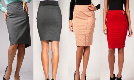 Новые модели юбки фото