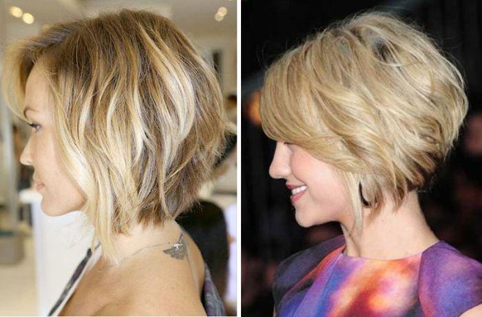 Стрижка редкие и тонкие волосы