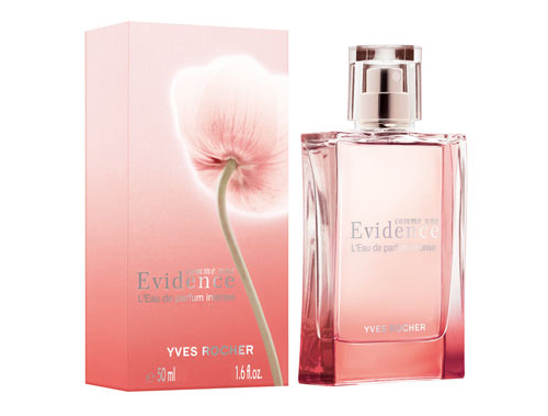 In the fall of Yves Rocher will introduce a new fragrance Comme une Evidence Intense
