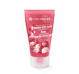 Yves Rocher / Маска для лица Cranberry Cooling Effect Mask