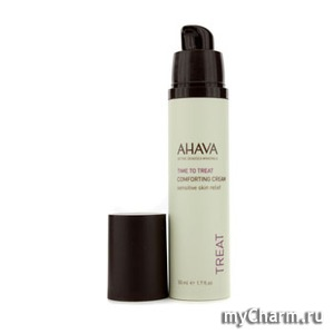 Ahava / Крем для лица Time To Treat Comforting Cream