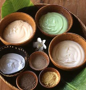Косметическая глина. Выбираем по цвету! Белая, голубая, зеленая, красная, розовая, серая и черная глины