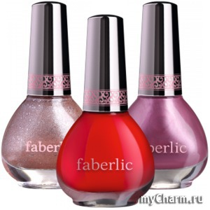 Faberlic / Лак для ногтей Секрет стиля / Nail polish Secret of style