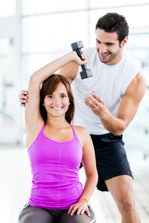 Как выбрать персонального фитнес-тренера?