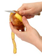 Картошка от прыщей