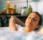 Ароматрапия в ванне