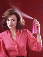 Лак для волос… не только для волос