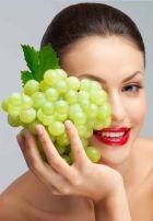 Косметика для лица из осенних фруктов