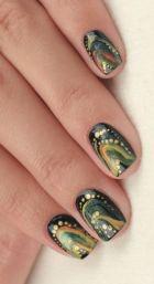 Мастер-класс: новогодний nail-дизайн