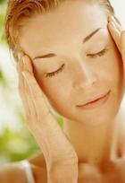 Косметический массаж и зарядка для лица