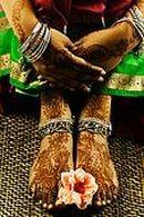 Менди – роспись тела по индийски