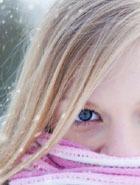 Защитите волосы от мороза!