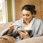 Еда от простуды, без вреда для талии