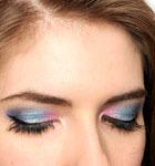 Продлим лето: макияж глаз «Летний закат»