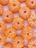 Новогодний фрукт – мандарин