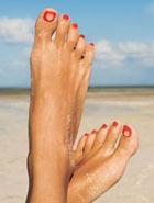 Ноги потеют… Рецепты, проверенные временем